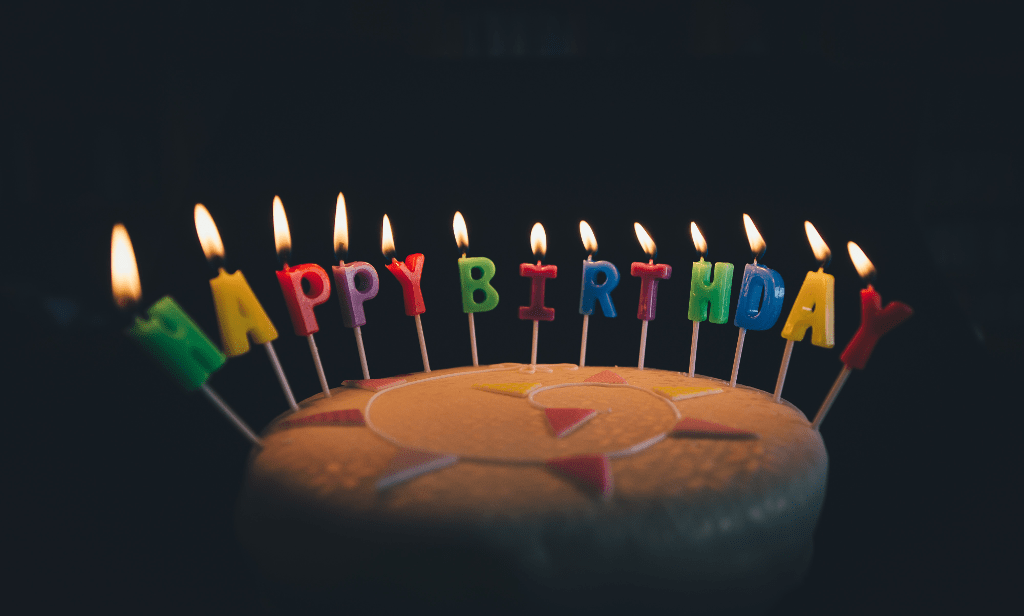 happy sober birthday thirty years old