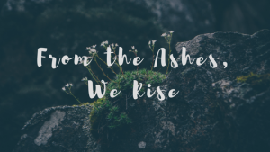 from the ashes we rise