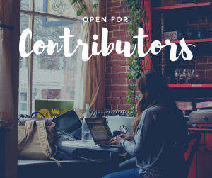 open for contributors