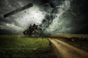 tornado home high conflict divorce