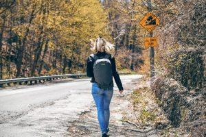 woman-walking-staying-sober