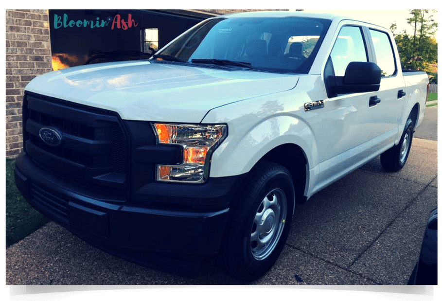 new ford f150 dreams and goals