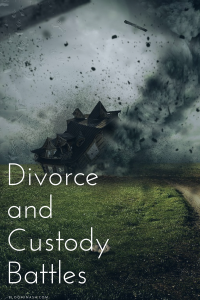 divorce and custody battle support tips