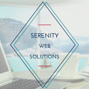 serenity web solutions website design and development for entrepreneurs in recovery and personal growth