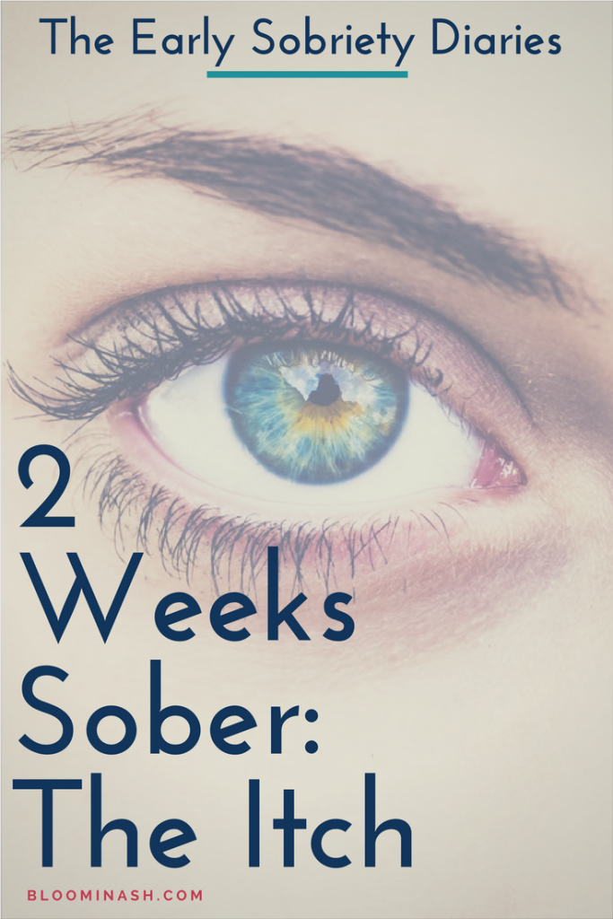 2 weeks sober cravings in sobriety anxiety in sobriety
