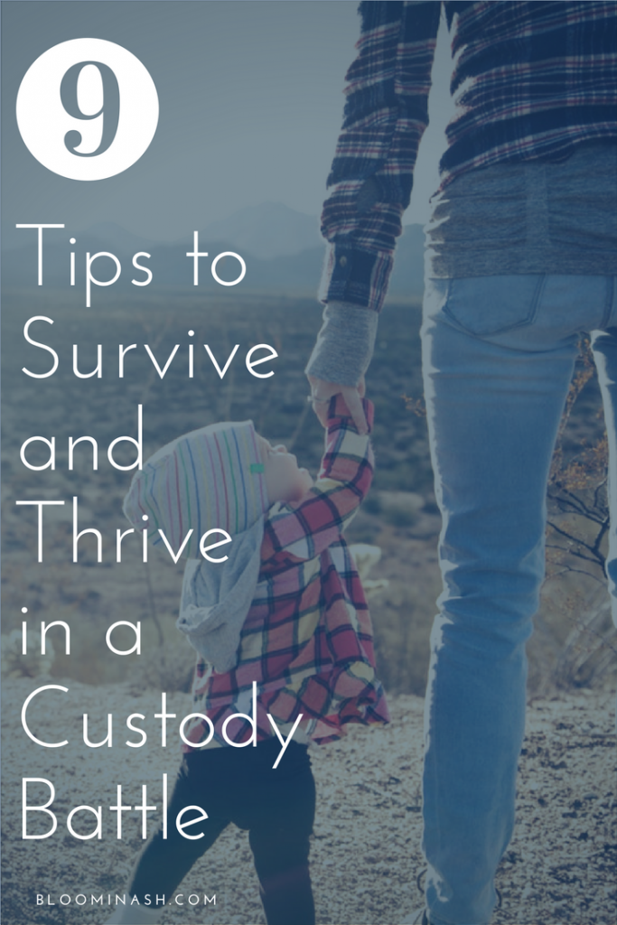 divorce custody battle documentation helps tips 9 Tips for Surviving and Thriving In a High-Conflict Custody Battle