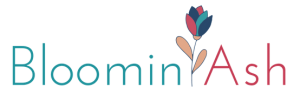 bloominash logo get sober quit drinking women in recovery sober mom sober living