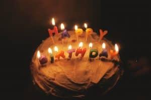 happy birthday sober birthday