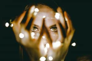 woman intense eyes a woman of extremes addiction recovery