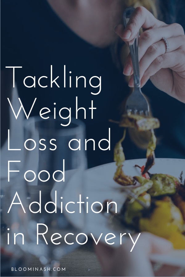 tackling weight loss and food addiction recovery