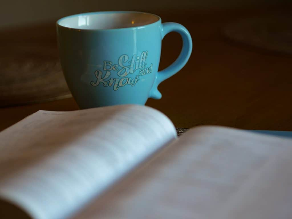 be still and know that I am God - managing expectations in sobriety